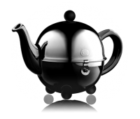Design Teapot in Black 500ml