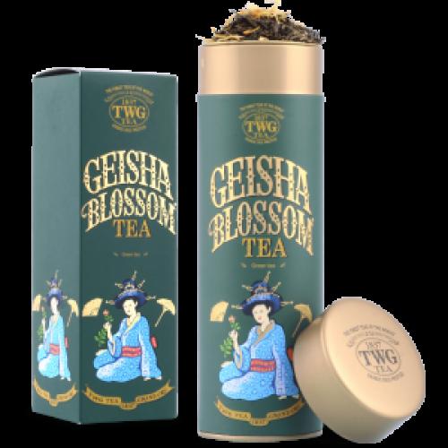 Geisha Blossom Tea